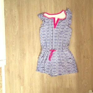Fab kids romper with pockets